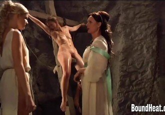 Slave Tears Of Rome: Punishment