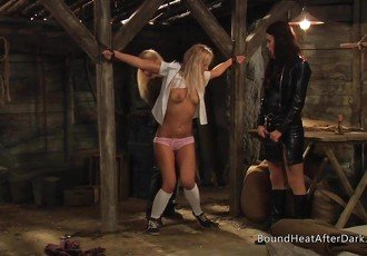 Slaves Homecoming: Whip Helps To